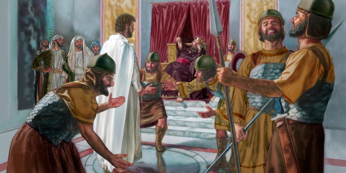 Estudio bíblico de la congregación, Semana del 17 al 23 de ...