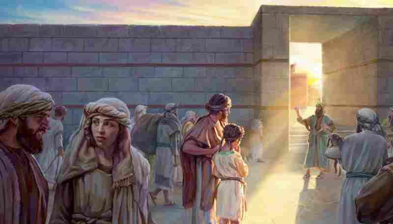 Estudio del Libro de la congregación, Semana del 4 al 10 ...